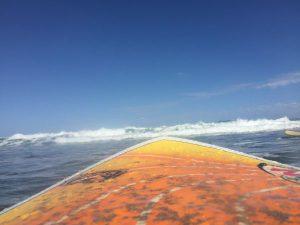Surfen in Famara