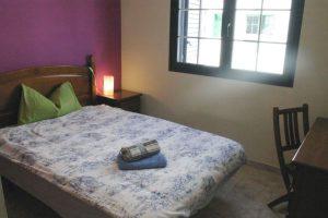 2. u 3. Schlafzimmer im Erdgeschoss im Ferinehaus Lanzarote