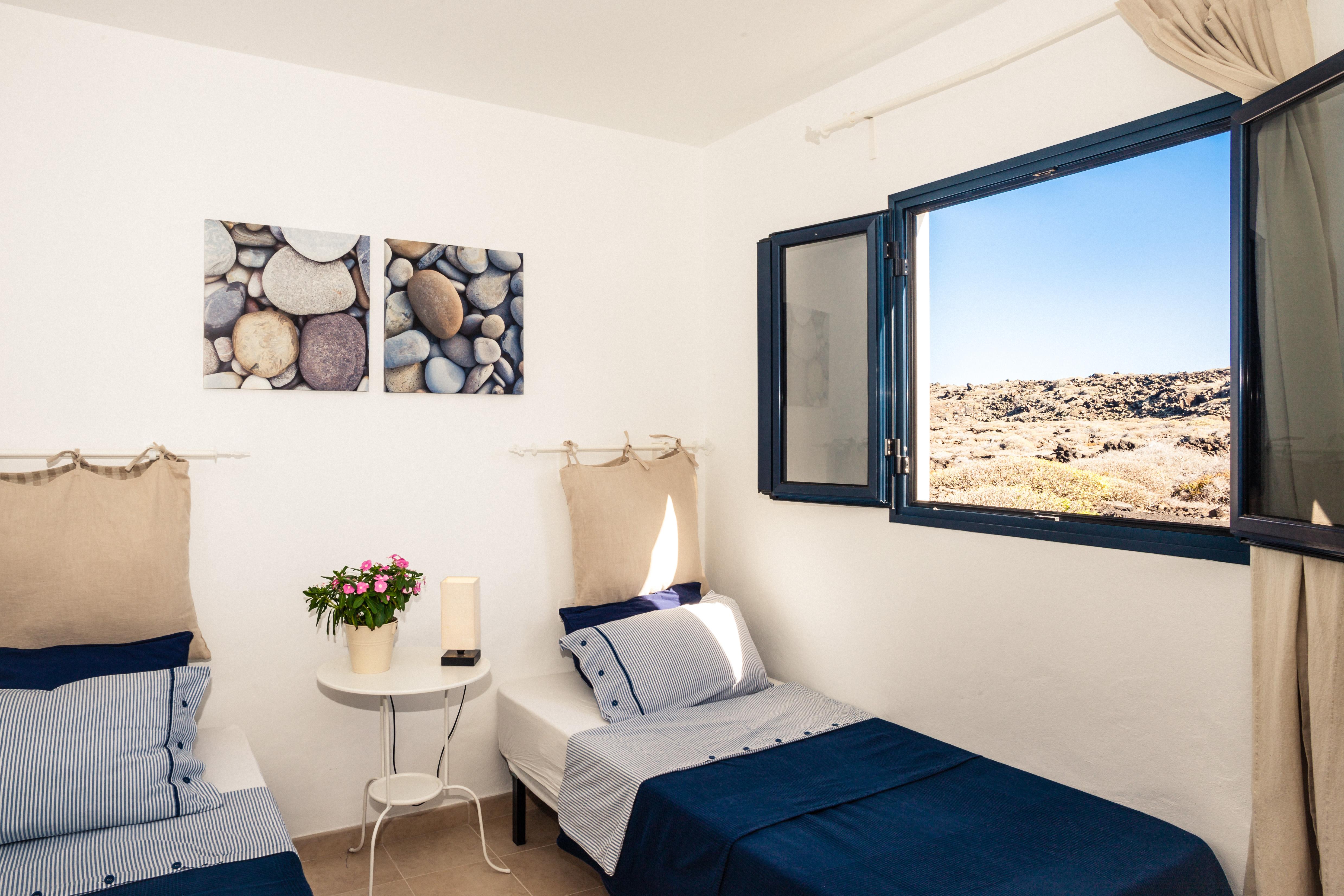 Schlafzimmer im Erdgeschoss | FERIENHÄUSER, FERIENWOHNUNGEN AUF ...