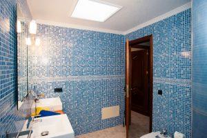 Duschbad im Ferienhaus Lanzarote