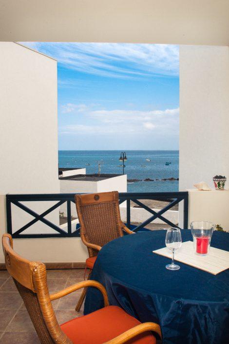 Balkon am Meer Lanzarote Ferienhaus