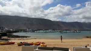 Ausflug auf die Ferieninsel La Graciosa