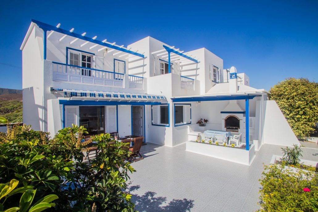 Blick auf das Haus_Villa Elena