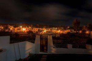 Blick aus dem Ferienhaus in Haria