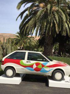 Corsa designed von Cesar Manrique
