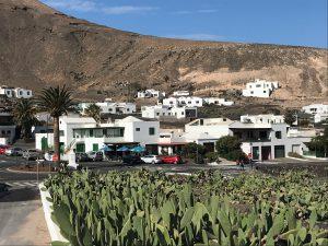 Dorf auf Lanzarote