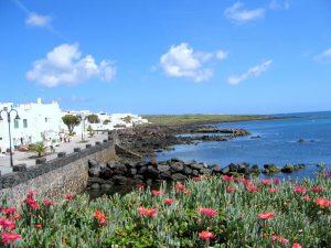 Ferienwohnung am Meer Punta Mujeres