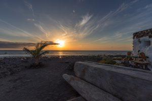 Traumhafte Sonnenuntergänge am Ferienhaus Lanzarote