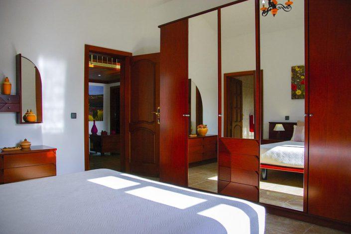 Schlafzimmer mit Bad en Suit