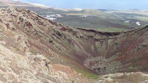 Vulkanwanderung Monte Corona