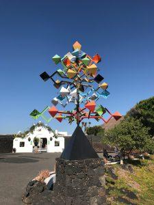 Windspiel Fundacion Cesar Manrique