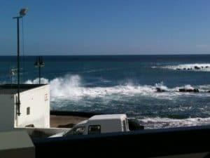 wildes Meer Lanzarote