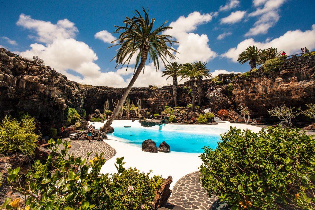 Jameos del Aqua auf Lanzarote