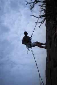 klettern auf Lanzarote