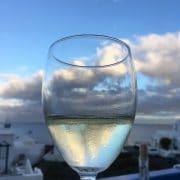 Ferienhaus am Meer- Sundowner