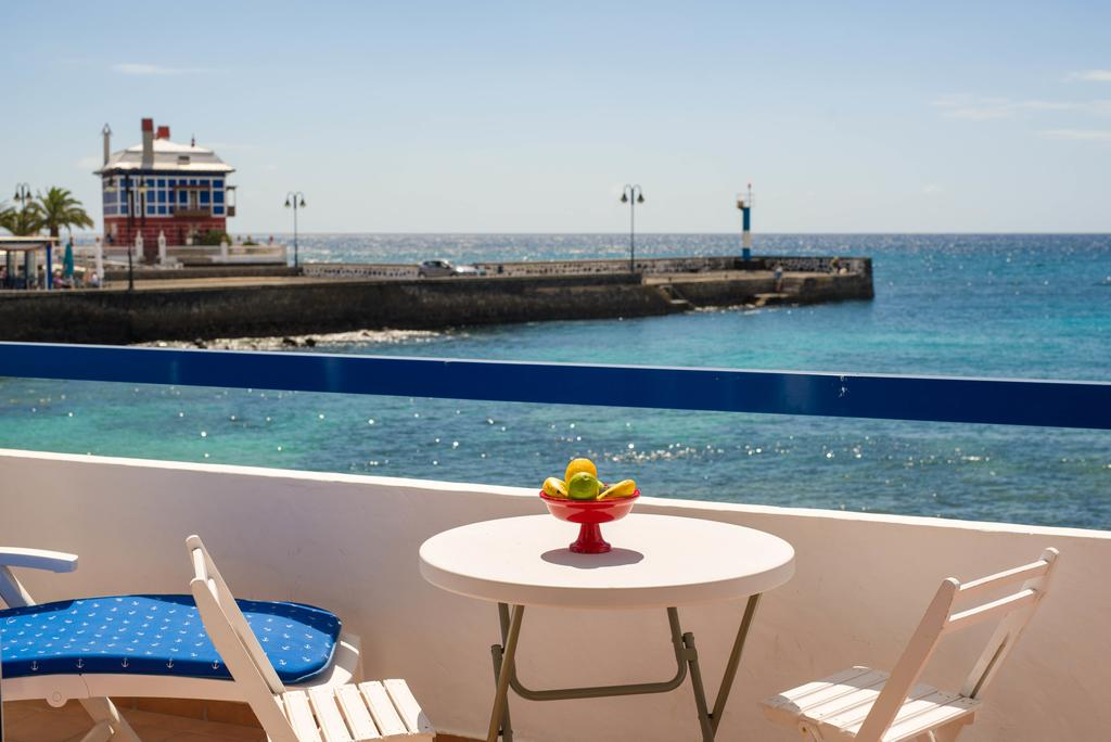 Terrassenblick Varadero Ferienappartement Lanzarote