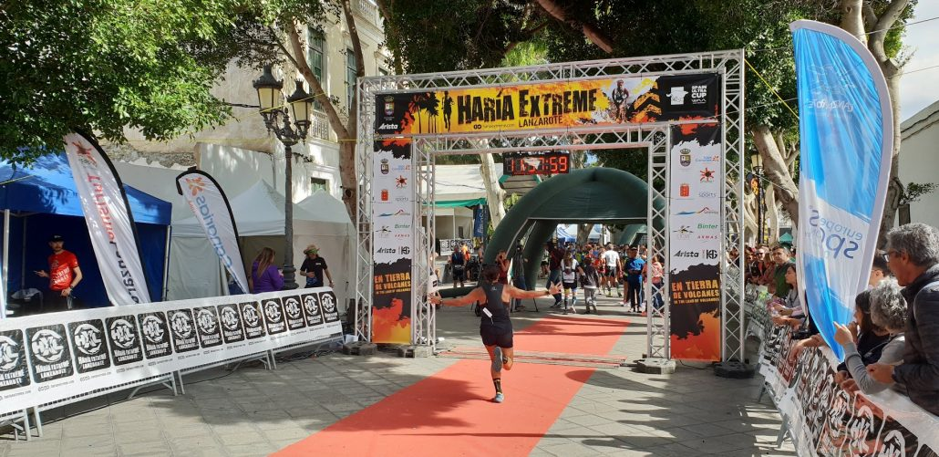 Marathon Erlebnis im Urlaub auf Lanzarote