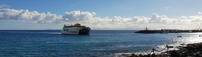 Ausflug von Lanzarote Fähre Playa Blanca