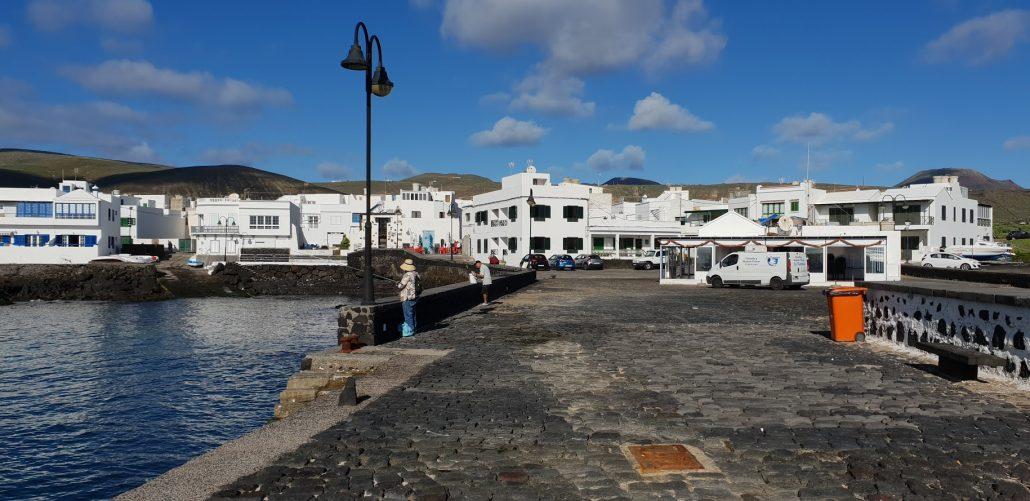 Bootshaus direkt am Meer, Lanzarote, Arrieta