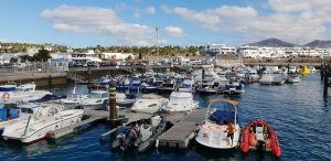 Ausflug ans Meer auf Lanzarote, Arrieta