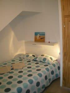 2. Schlafzimmer im Ferienhaus Lanzarote