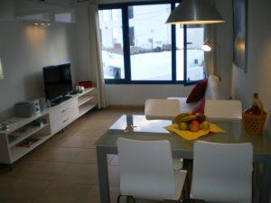 Wohnzimmer am Meer Lanzarote