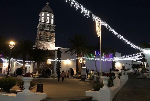 Weihnachten Lanzaroteurlaub