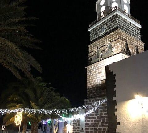 Weihnachtsstimmung Tequise Lanzarote