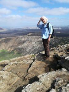 Wanderung um den Vulkan Lanzarote