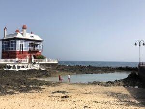 Ferienhaus am Meer Lanzarote