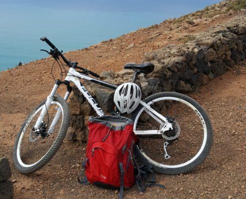 Biketour Lanzarote Ferienhaus im Norden
