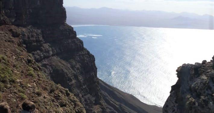 Guinatewanderung direkt an der Ferienwohnung Lanzarote