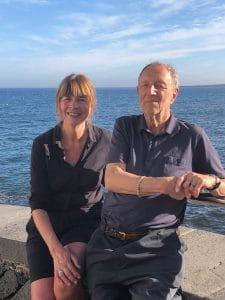 Eheleute Bub auf Lanzarote