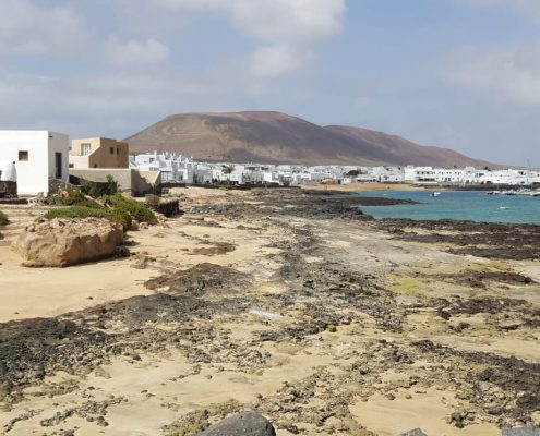 La Graciosa Ausflug und Wanderung