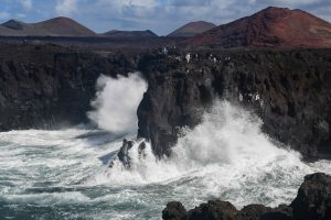 Los Hervideros el Golfo Lanzarote