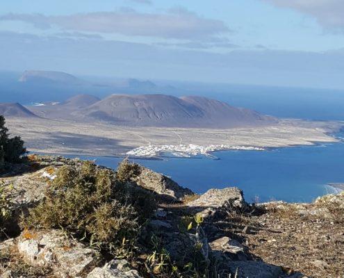 Wanderung Guinate- Panoramatour Lanzarote