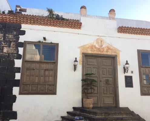 Kanarisches Haus Lanzarote